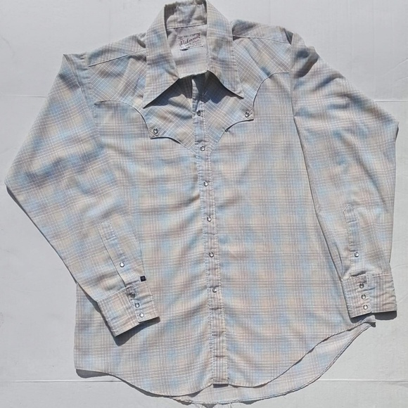 d6f7da52 Rockmount Shirts | Ranch Wear Mens Vintage Western Shirt | Poshmark